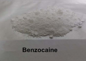 Benzocaine 200 Mesh 99.9% Purity 94-09-7 Benzocaine pictures & photos