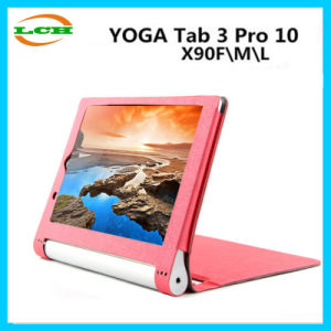 Exclusive Use Laptop Lether Protective Case for Lenovo Yt3-X50L/M/F pictures & photos