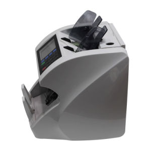 Multi-Currency Value Counting Machine with Ecb Approval pictures & photos