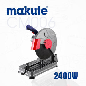 Makute 355mm 2400W Professional Cut off Machine (CM006) pictures & photos