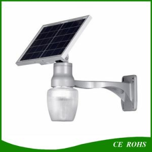 High Lumen 700lm Solar Apple Street Light All in One for Garden pictures & photos