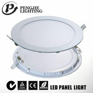CE/RoHS 3-24W Round Ceiling LED Panel Light for Indoor (PJ4030) pictures & photos
