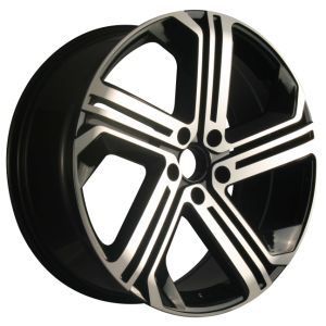 17inch and 18inch Alloy Wheel Replica Wheel for VW 2016 Golf R400 pictures & photos