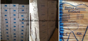 Manufacturer of High Quality Dental Disposable Salive Ejectors pictures & photos