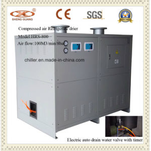 35m3 Compressed Air Dryer with Bristal Compressor pictures & photos