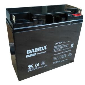 12V 21ah VRLA Sealed Lead Acid Maintenance Free UPS Battery pictures & photos