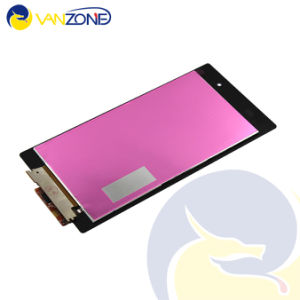 Wholesale OEM Original Genuine Black LCD Screen with Touch Screen Digitizer Assembly for Sony Z1 L39h pictures & photos