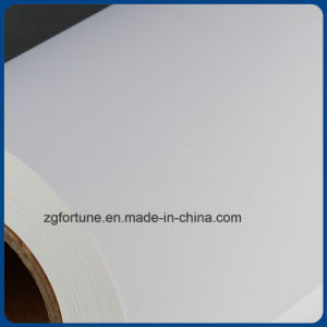 High Quality Matte Water Base Inkjet Media Self Adhesive PP Paper PVC Adhesive Paper pictures & photos