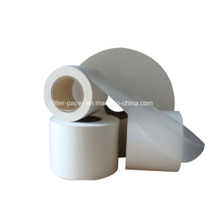Nature White Hot Sale 145mm Roll Heat Seal Tea Bag Filter Paper pictures & photos