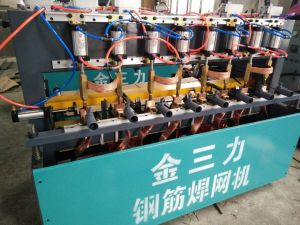 Mesh Welding Machine Jsl Brand with Best Quality pictures & photos