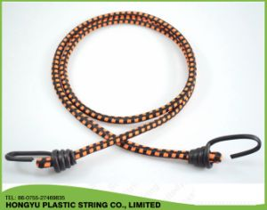 Elastic Latex Bungee Cord with Metal Hooks pictures & photos