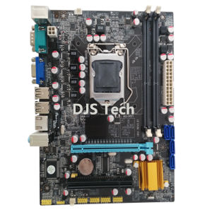 Best Sales H55 Chipset LGA1156 Support DDR3 PC Motherboard pictures & photos