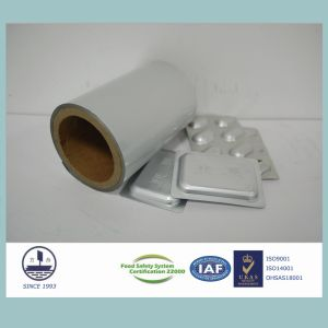 Cold Forming Alu Foil for Pharmaceutical Packaging pictures & photos