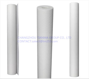 Fiberglass Wallcovering Tissue Prepainted 100G/M2 Wall Decoration Materials pictures & photos