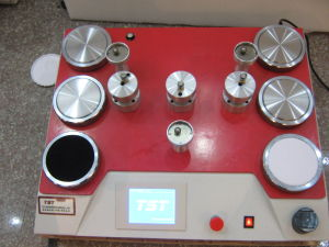 Martindale Abrasion Tester with 8 Heads pictures & photos