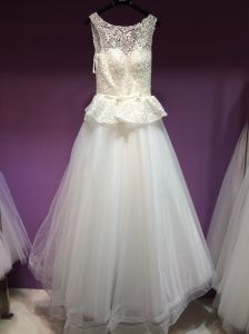 New Arrival A Line Wedding Dress Under 150USD pictures & photos
