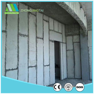 China Exterior Wall Panel Fiber Cement Board EPS Cement