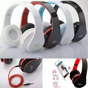 Foldable Wireless Bluetooth Headset Earphone Stereo Headphone for iPhone Samsung Cell Phones pictures & photos