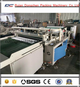 Automatic A4 Size Paper Cutting Machine