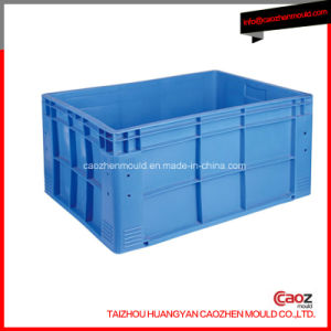 Plastic Injection/Double Wall Crate Molding with Corner B Copper