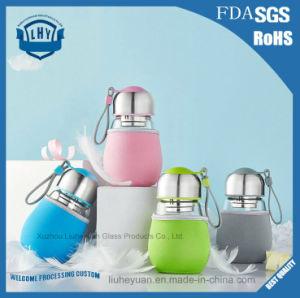 400ml Creative Penguin Shape Sports Travel Bottle Tea Cup pictures & photos