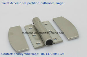 Factory Directly Toilet Cubicle Partition Hardware Spring Hinge pictures & photos