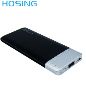 Polymer 6000mAh Wireless Power Bank for Universal Mobile Phone pictures & photos