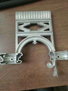 Ce/SGS Galvanized Steel Ornamental Fence for Balcony pictures & photos