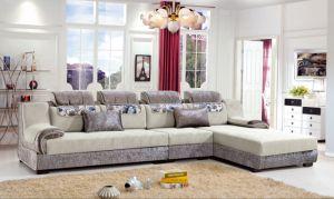 Hotel Sofa Bed Fabric Sofa (FEC1301) pictures & photos