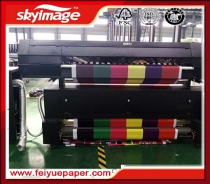 3, 2m Wide Format Sublimation Flag Printer Oric Fp3202-E with Double Original Dx-5 Printhead pictures & photos