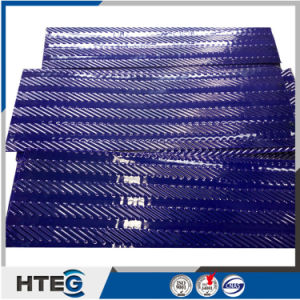 Enamel Corrugated Plate Baskets/Basketed Heating Elements for Air Preheater pictures & photos