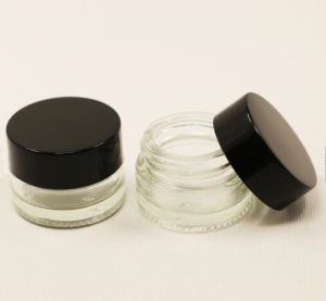 10ml Capacity Wholsale Glass Cosmetic Storage Box pictures & photos