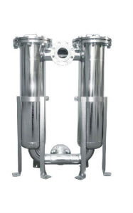 Industrial Stainless Steel 304 Water Bag Filter for Water Plant pictures & photos