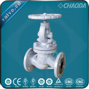 GB/T12235 Standard Flanged Cast Globe Valve pictures & photos