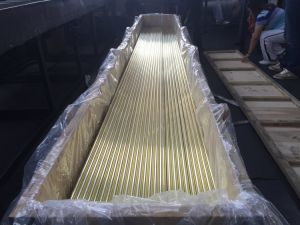 Copper ASTM B170 UNS C10100 UNS C10200 UNS C11000 Seamless Tubes Pipes Tubings Pipings pictures & photos
