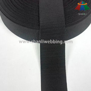 32mm Thickened Black Nylon Sideband Webbing pictures & photos