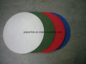 High Speed Quality 20 Inch Polishing Floor Pad pictures & photos