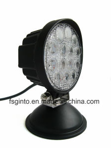 42W High Output LED Spot/Flood Work Light pictures & photos