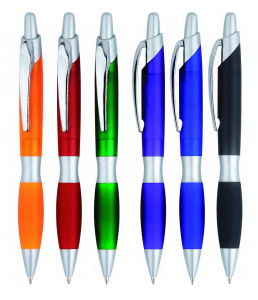 2017 Promotional Gift Cheap Plastic Ball Pen pictures & photos