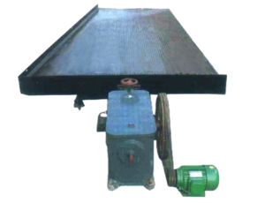 Economic Shaking Table Concentrator pictures & photos