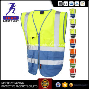 Reflective Safety Clothes with Pocket Vest pictures & photos