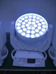 LED Moving Head Wash Light pictures & photos
