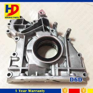 Volvo D6d D6e Diesel Engine Oil Pump (04502445) pictures & photos