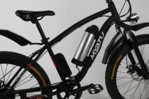 Myatu Electric Fat Bikes with 500W Rear Motor pictures & photos