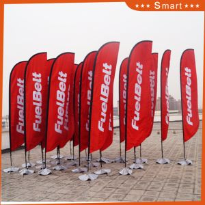 Custom Feather Flag / Wholesale Beach Flag for Advertising pictures & photos