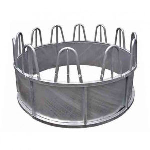 Heavy Duty Galvanized Circular Cattle Feeder /Ring Hayrack pictures & photos