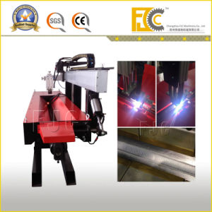 Air Receiver Housing Straight Slit Welding Machine pictures & photos