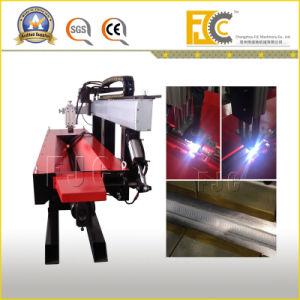 Air Receiver Housing Straight Slit Welding Machine pictures & photos