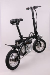 12inch Two Wheel Electric Bicycle 36V Motor Scooter pictures & photos