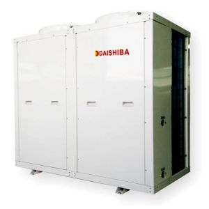 Heating and Cooling Commercial Air-Cooled Chiller for Villas, Hotels, Office Building